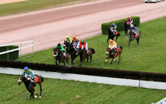 course galop obstacles